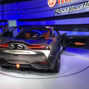 Tokyo Motor Show 2015 22