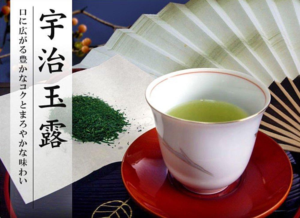 ITOHKYUEMON Uji Gyokuro - Kanro