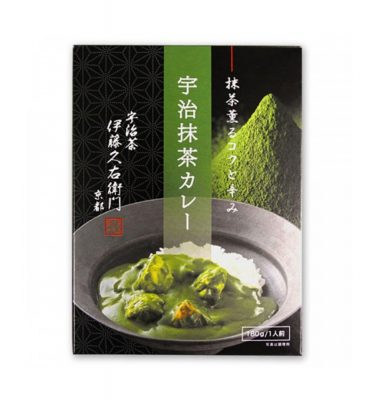 Itohkyuemon Matcha Curry Made in Japan