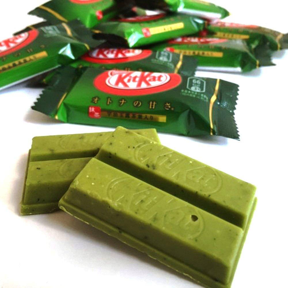 Image result for green kit kat