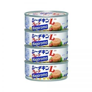 HAGOROMO Sea Chicken Tuna Can