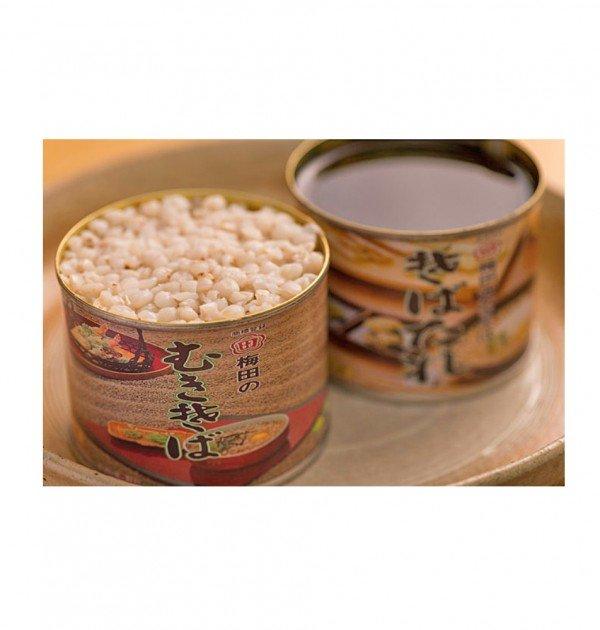 Mugi Soba Can - Yamagata Prefecture Delicacy