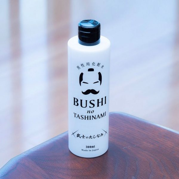 CHERISH Samurai Manner Men's Aftershave Lotion Bushi No Tashinami Made in Japan