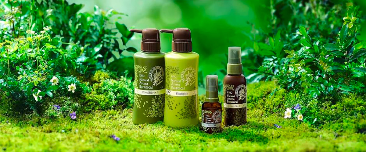 DHC Natural Aroma Hair Care