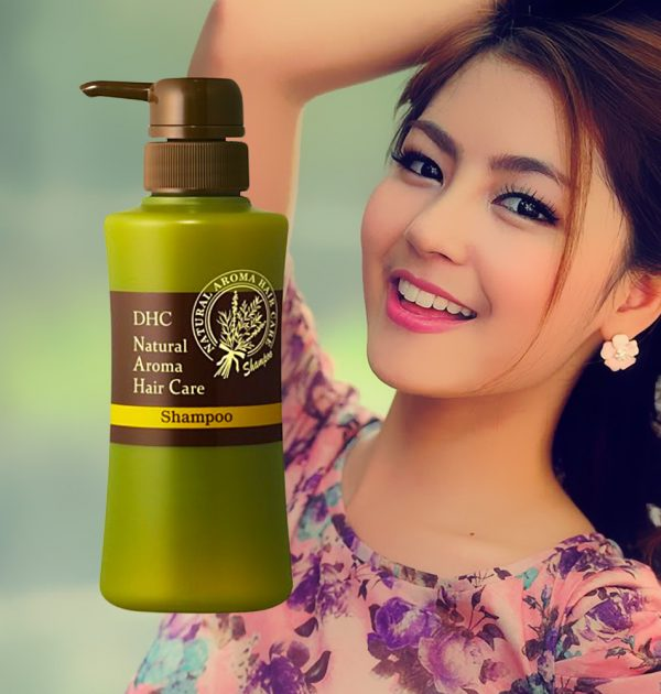 DHC Natural Aroma Hair Care Shampoo