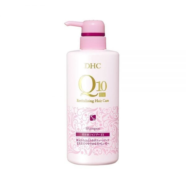 DHC Q10 Revitalizing Hair Care Shampoo Made in Japan