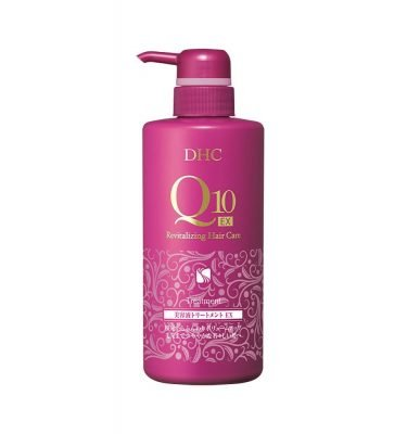 DHC Q10 Revitalizing Hair Care Treatment - SS 330ml
