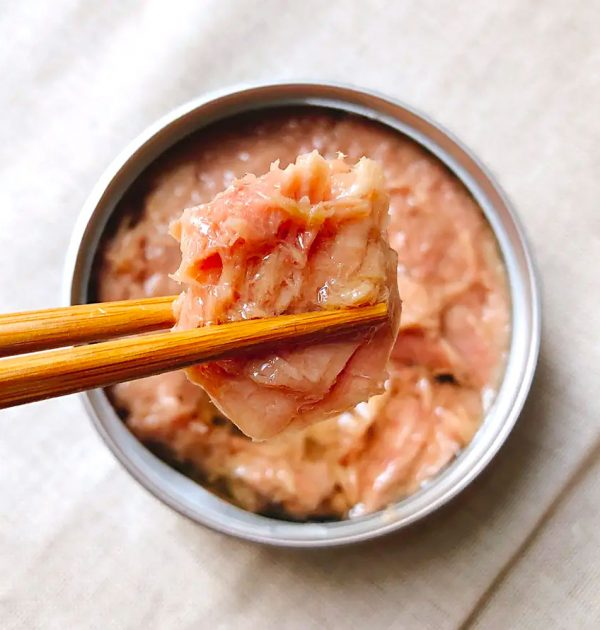 HAGOROMO Canned Tuna Flake - Sea Chicken Large Cans Made in Japan
