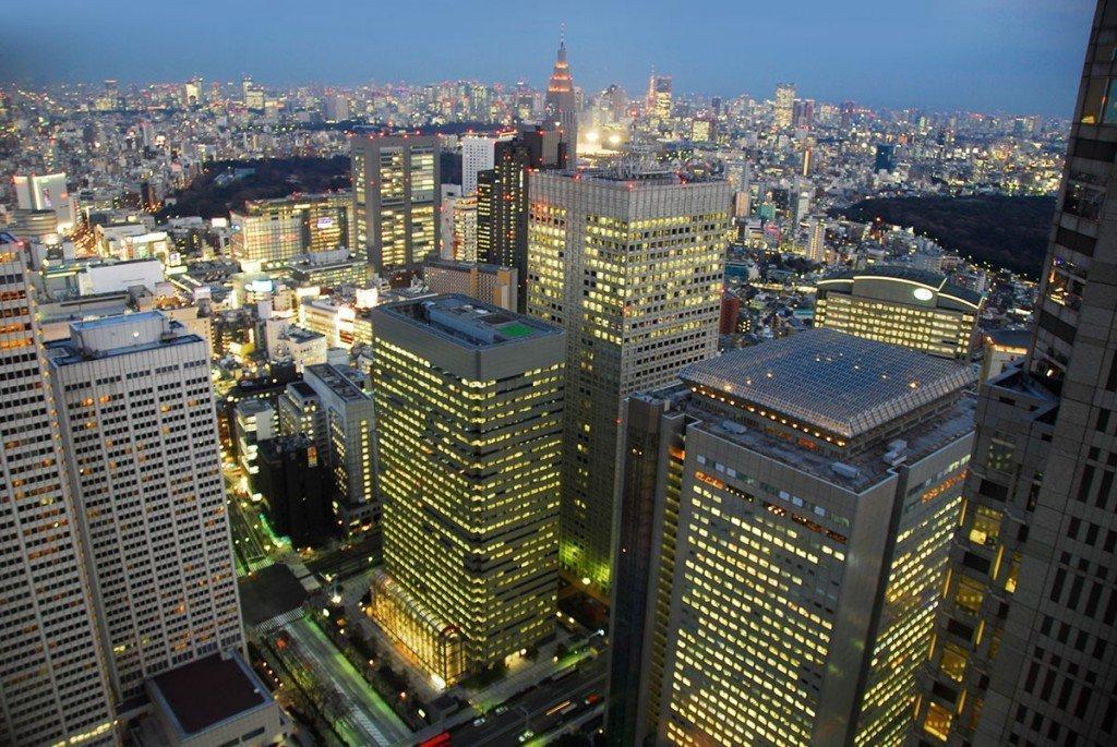 The Dark Side of Living in Tokyo