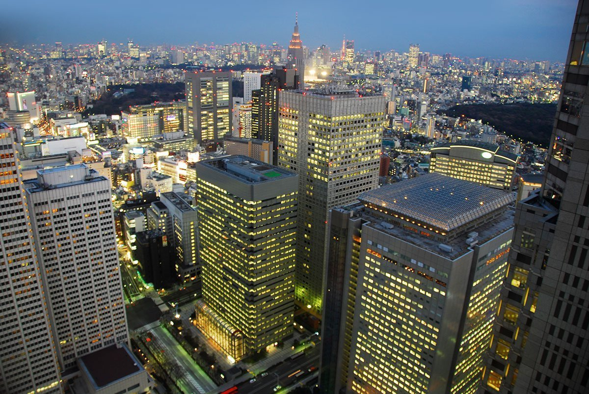 The Dark Side of Living in Tokyo the 2015 World's Most Livable City