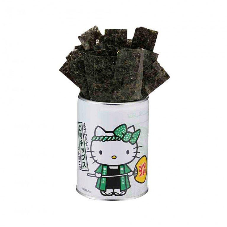 YAMAMOTO NORITEN Hello Kitty Seaweed Snack