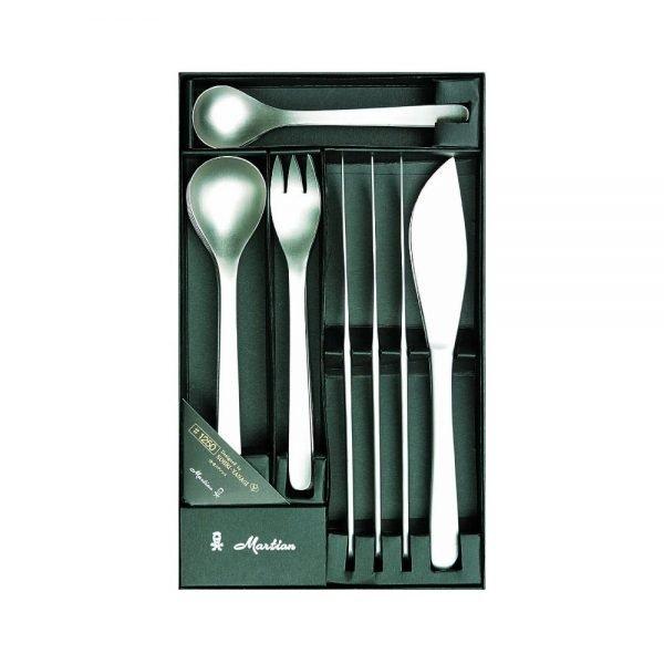 SORI YANAGI Dessert Cutlery Set - 24pcs