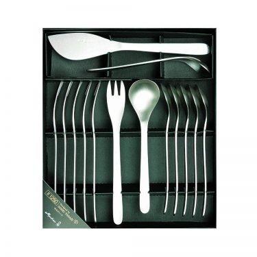 SORI YANAGI Dessert Cutlery Set - 14pcs