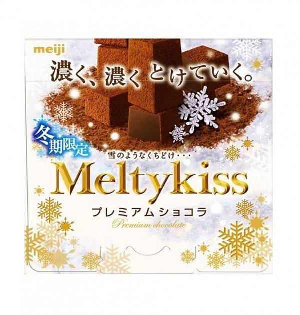 MEIJI Melty Kiss Premium Chocolate - 60g