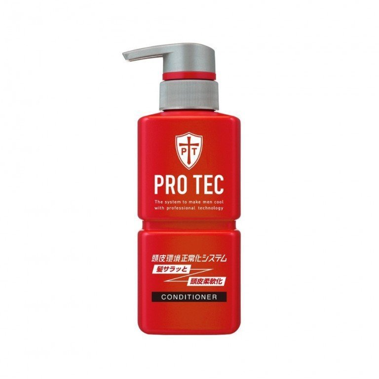 LION Pro Tec Scalp Stretch Conditioner – Pump 300g
