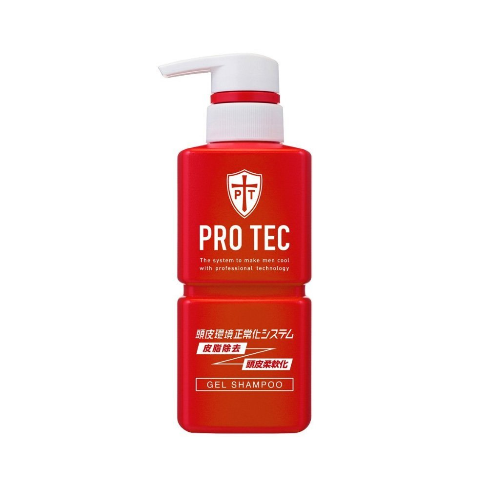 LION Pro Tec Scalp Stretch Shampoo - Pump 300g
