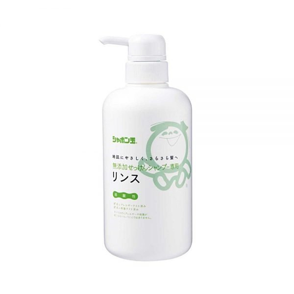 SHABONDAMA Mutenka Non-Additive Soap Rinse - 520ml