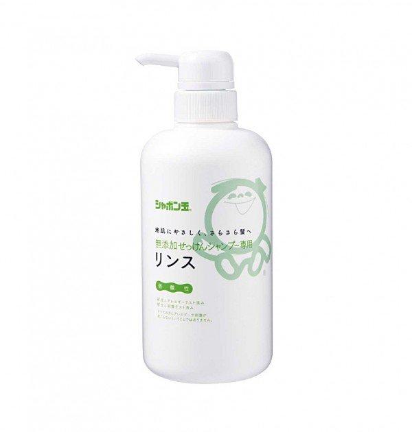 SHABONDAMA Mutenka Non-Additive Soap Rinse - 520ml