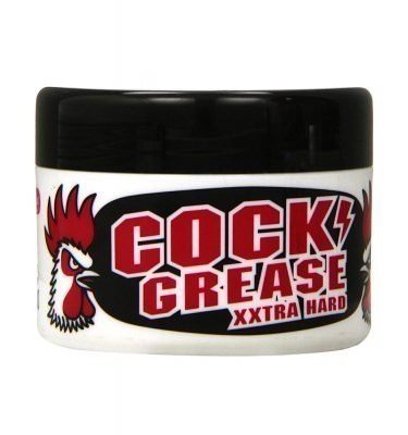 COCK GREASE XXtra Hard Hair Pomade - Pineapple 210g