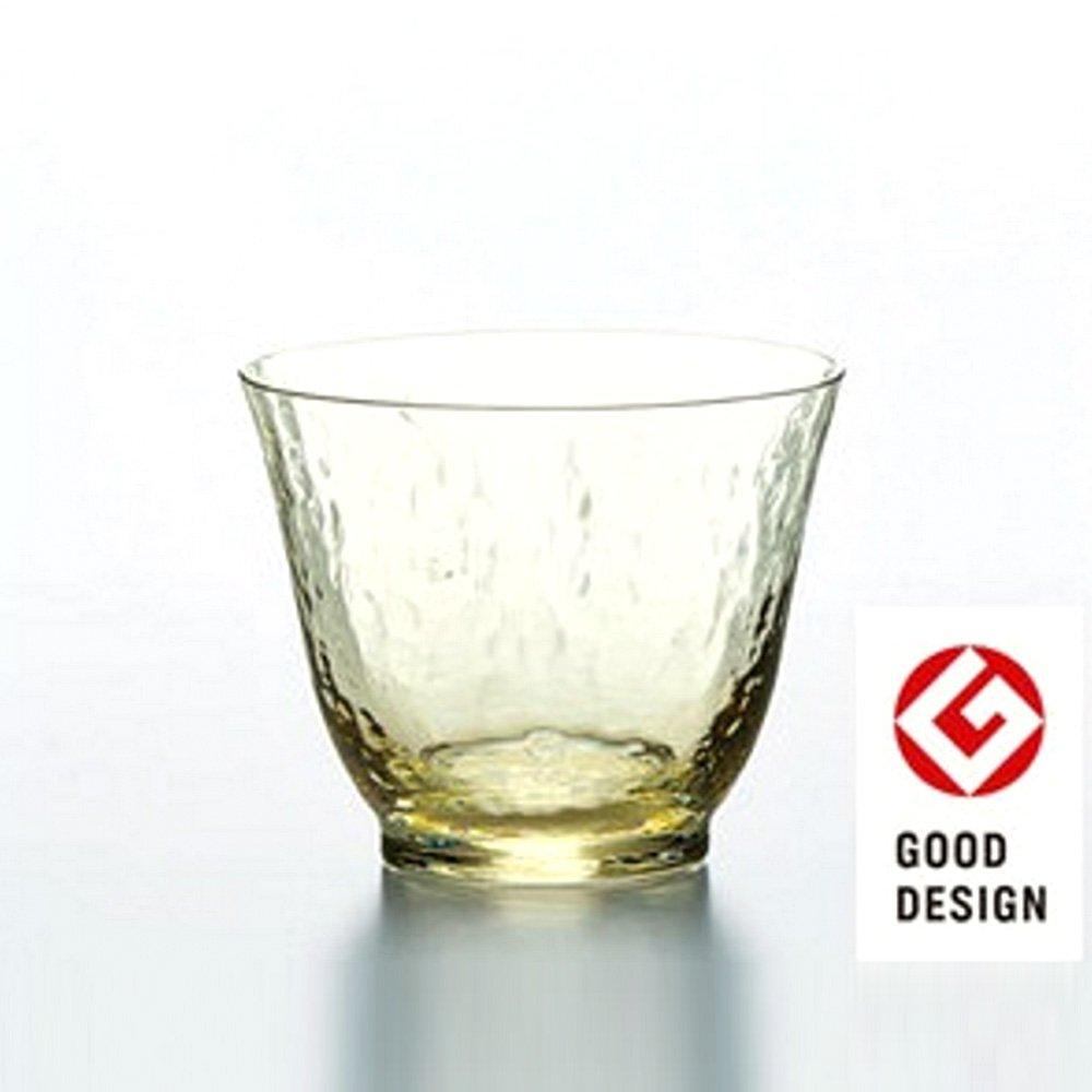 Cold Sake Set - Ice Pocket Amber