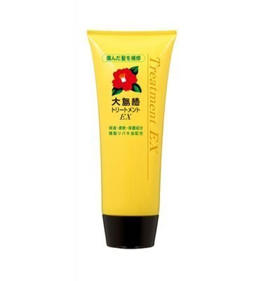 Hontou Tsubaki EX Treatment - Purified Camellia Oil Animal-Test Free