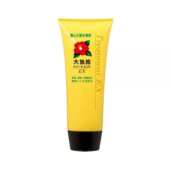 Hontou Tsubaki EX Treatment - Purified Camellia Oil Animal-Test Free