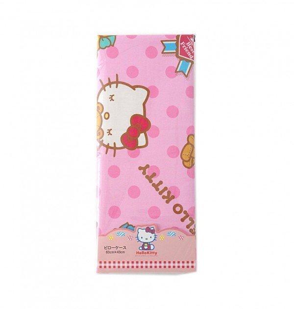 TOKYO NISHIKAWA Hello Kitty Pillow Case
