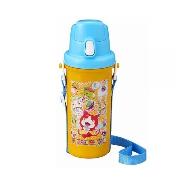 YOKAI WATCH Water Bottle 600ml - Made in Japan