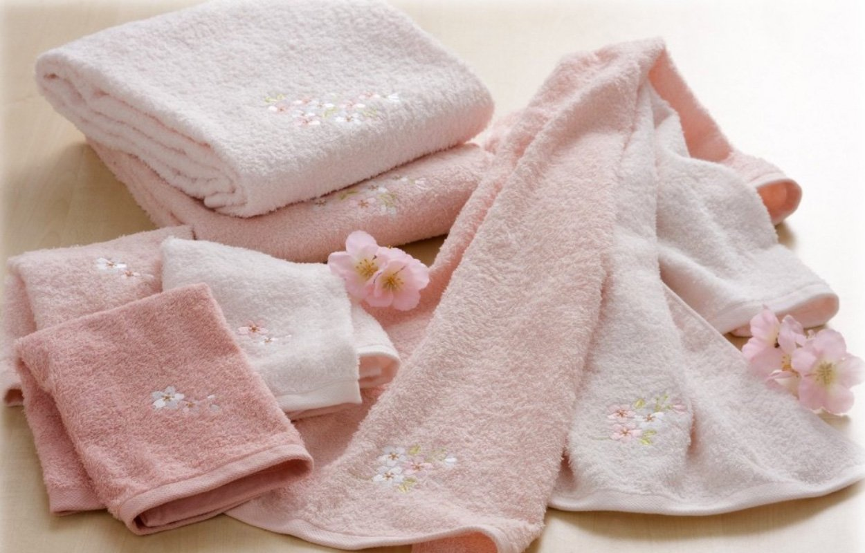 SAKURA DYE TOWEL SERIES