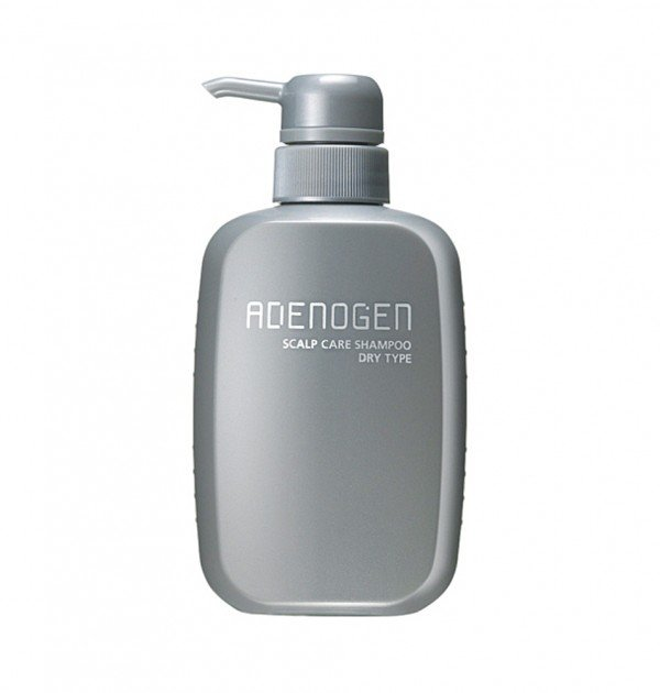 SHISEIDO Adenogen Scalp Care Shampoo - Dry Type 400ml