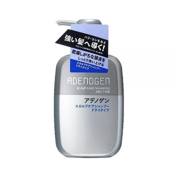 SHISEIDO Adenogen Scalp Care Shampoo - Dry Type 400ml