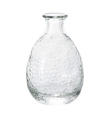 Tsugaru Vidro Sake Server - Handmade Heat-Resistant Glass 260ml