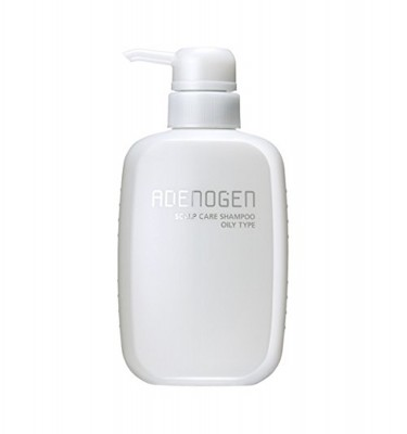 SHISEIDO Adenogen Scalp Care Shampoo - Oily Type 400ml