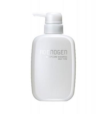 SHISEIDO Adenogen Scalp Care Shampoo - Oily Type 400ml
