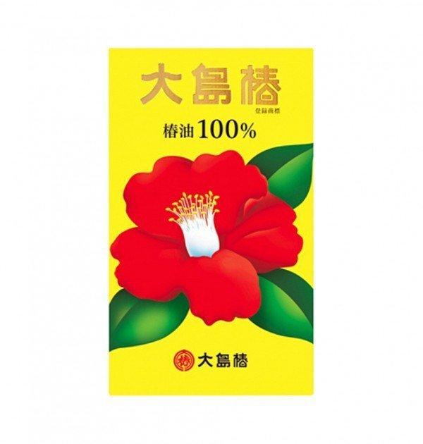 OSHIMA TSUBAKI 100% Pure Camellia Oil - 40ml