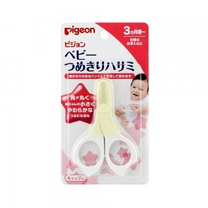 PIGEON Japanese Baby Nail Scissors - From 3 Months