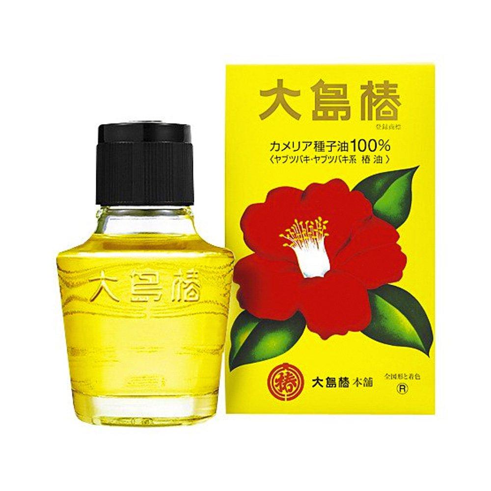 Oshima Tsubaki 100 Pure Camellia Oil For Hair And Skin
