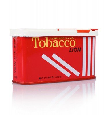 LION Tobacco Toothpaste Powder