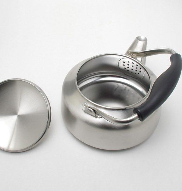 SORI YANAGI Stainless Steel Kettle Matte