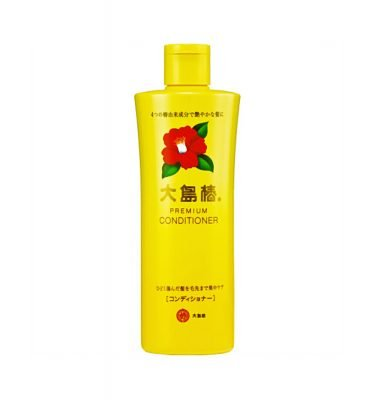 Hontou Tsubaki Premium Conditioner - 100% Pure Camellia Oil Animal-Test Free