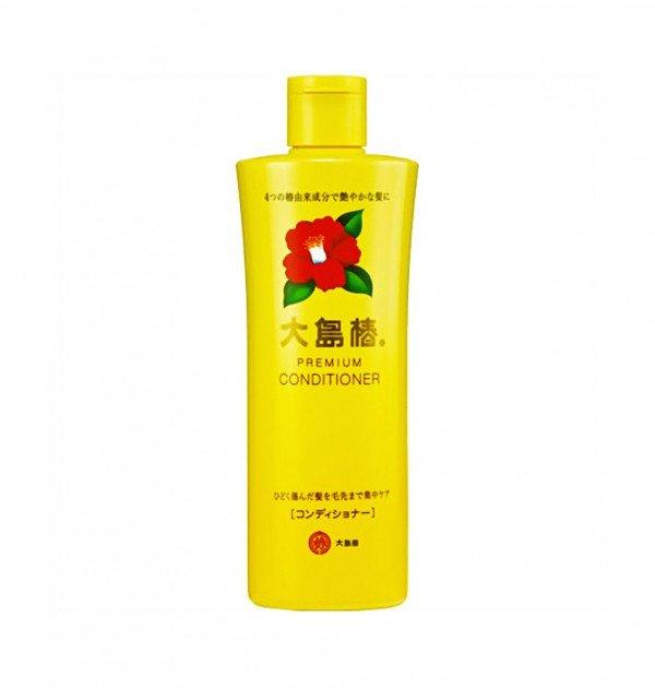 Hontou Tsubaki Premium Conditioner - 100% Pure Camellia Oil Animal-Test Free
