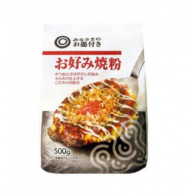 SEIYU Okonomiyaki Flour Mix - 500g
