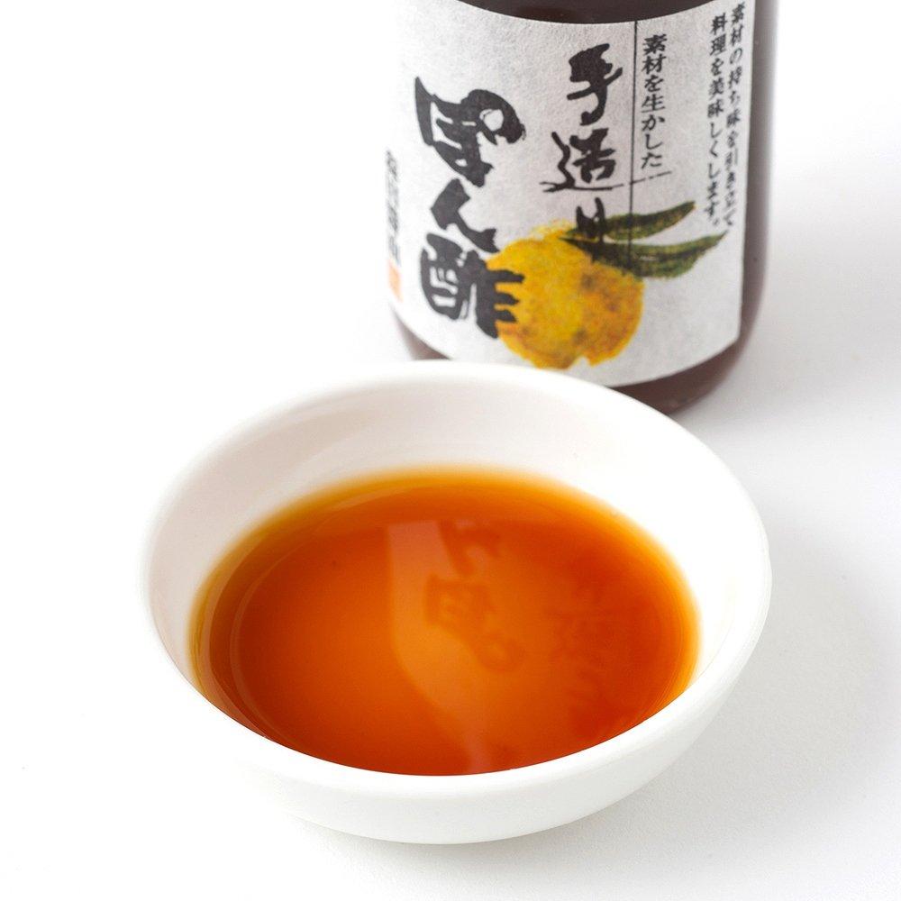 MORITA SHOYU Handmade Ponzu