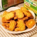 FUJIYA Anpanman Vegetable Biscuits Made in Japan