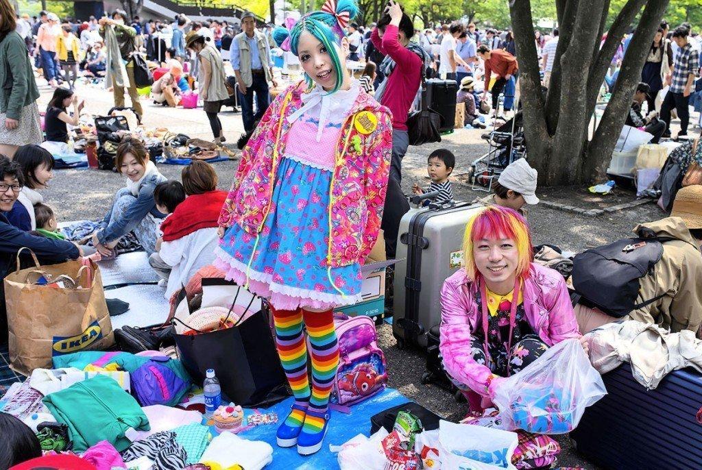 Flea Markets in Tokyo