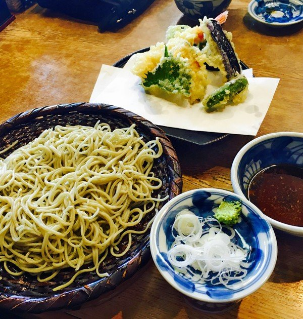 Chofu: Yokai, Soba and Onsen
