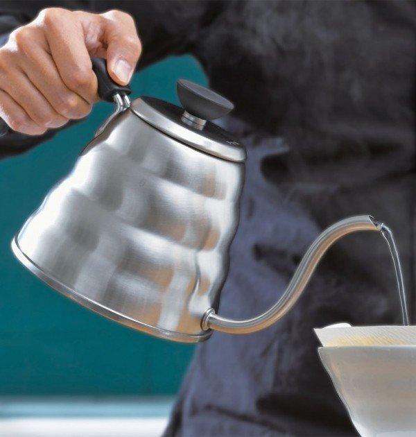 HARIO V60 Buono Coffee Drip Kettle 800ml - Genuine Made in Japan
