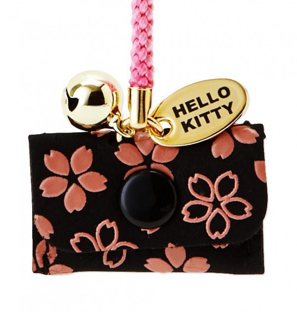 Hello Kitty Sakura Wallet Shaped Strap