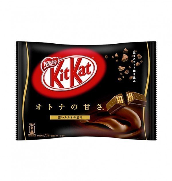 KIT KAT Mini Otona no Amasa - Sweetness for Adults