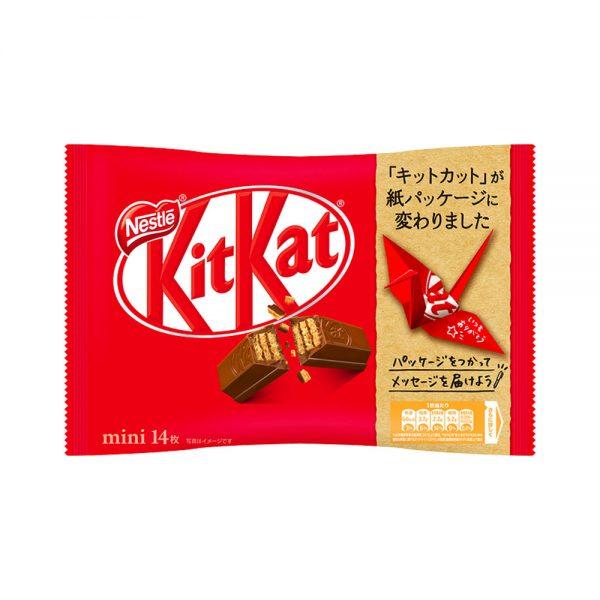 KIT KAT Finger Original Flavour Milk Chocolate Bar Made in Japan